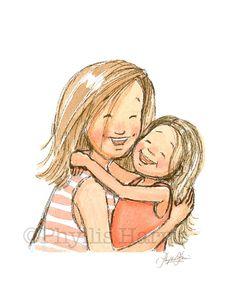 34 Mejores Imágenes De Dibujos Mamá Clip Art Mother Child Y