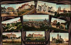 Naumburg a. S., 1915