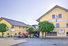 Gasthof zur Post in Thurmansbang