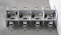 Sistema de mobiliario para call centers PAL 50