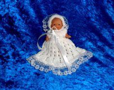 BERENGUER 5-ZOLL-KLEID. 6 Stück Outfit. von DottyDollies auf Etsy