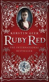 Junior Library Guild : Ruby Red by Kerstin Gier