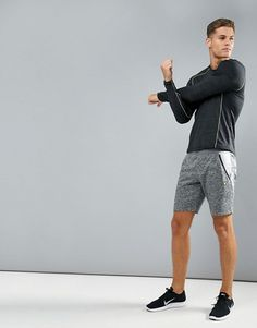 Lyle and scott men's fitness training shorts, sweat shorts, Sport Fashion, Fitness Fashion, Mens Fashion, Academia Online, Gym Outfit Men, Mode Man, Sport Wear, Sport Sport, Hommes Sexy