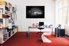 Außenansicht La Bombonera in deinem Büro - 11FREUNDE BILDERWELT