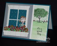 Stampin' Up! Happy Home Card