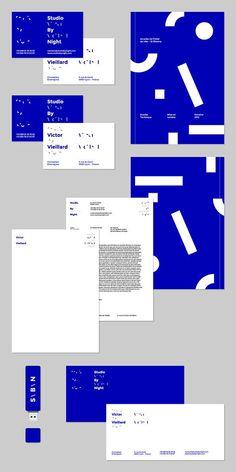 CID for Studio By Night / Victor Vieillard, light conception studio and set designer artist, by Alles Gut