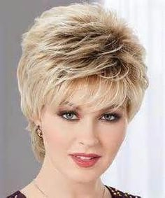 Suggestions with regard to excellent looking women's hair. Your hair is undoubtedly precisely what can certainly define you as a man or woman. To many individuals it is important to have a fantastic hair style. Hairstyle For Short Hair. Hair and beauty. Short Shag Hairstyles, Short Layered Haircuts, Permed Hairstyles, Short Hairstyles For Women, Cool Hairstyles, Female Hairstyles, Pixie Cut With Long Bangs, Short Hair With Layers, Short Grey Hair