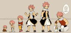 natsu dragneel, anime, and art image