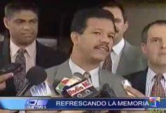 """Lo Que Leonel Dijo De Juicios A Funcionarios Públicos En """"Refrescando La Memoria"""" #Video"""