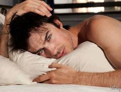 Ian Somerhalder To wake up next to him every day heavy sigh........
