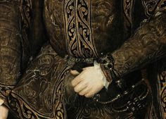 English School, mid-16th Century – Portrait of King Edward VI (1537-1553)  Detail from this link: http://www.christies.com/LotFinder/lot_details.aspx?intObjectID=5391247