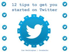 12 tips to get you started on Twitter