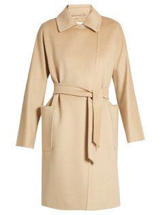 MAX MARA Lampo Coat. #maxmara #cloth #coat