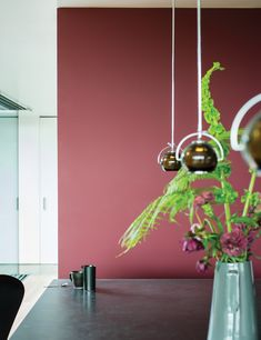 Preference Red via Farrow & Ball Farrow Ball, Farrow And Ball Paint, Red Color Schemes, Interior Color Schemes, Color Trends, Farrow And Ball Bedroom, Trending Paint Colors, Bedroom Wall Colors, Paint Colors