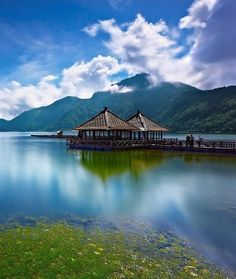 Lake Batur in Kintamani - Bali | Indonesia