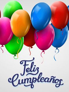 28 Best Happy Birthday In Spanish Images
