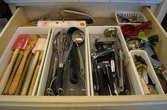 Kuzak's Closet Organized Kitchen
