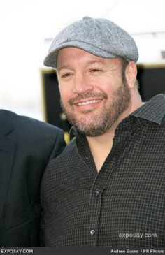Kevin James :)  He's so adorable and love his humor..that's what makes him hot!
