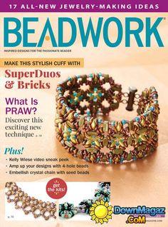 Beadwork USA - August - September 2015