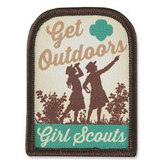 1 x 2 Photo Patch. All Fun Patches are unofficial and are not to be worn on the front of the Girl Scout sash, vest or tunic. All fun patch designs are exclusively owned by Girl Scouts of the USA. Girl Scout Shop, Girl Scouts Usa, Cool Patches, Sew On Patches, Girl Scout Fun Patches, Patch Design, Get Outdoors, Fun Cookies, Birthday Fun