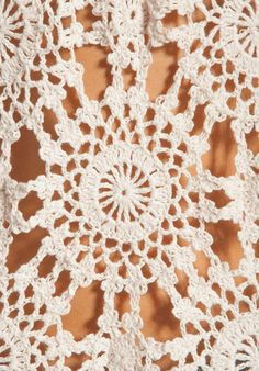 Crochet Stitches Patterns, Crochet Chart, Crochet Motif, Crochet Doilies, Crochet Lace, Free Crochet, Crochet Tank Tops, Crochet Cardigan, Silk Ribbon Embroidery