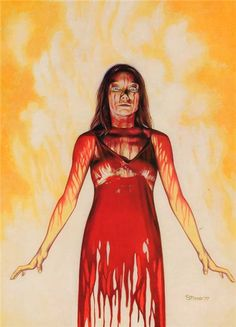 """""""Carrie"""" by Roger Stine."""
