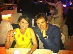 Cristina Lucchesi e Gianmarco Dotta - IVa Reunion ex-GGI - Versilia - May 2012
