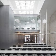 Copenhagen dance hall converted into office  for Danish law society