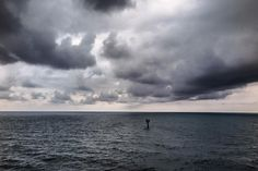 Welcome Rain!! taken at MikeMike Area Offshore North West Java Sea Indonesia. by yovie03