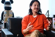 Hypebeast Spaces: A Look Inside Michael Lau's Workspace #inspiration