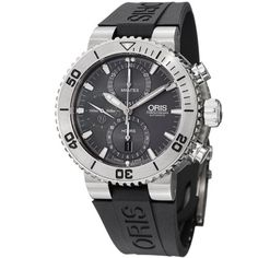 Men's Wrist Watches - Oris Mens 67476557253RS Divers Analog Display Swiss Automatic Black Watch ** Want additional info? Click on the image. (This is an Amazon affiliate link)