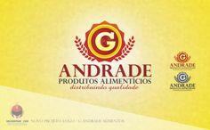 Novo projeto: Logo - G Andrade Alimentos