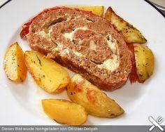 Mediterraner Hackbraten mit Oregano - Kartoffeln, ein schönes Rezept aus der Kategorie Raffiniert & preiswert. Bewertungen: 373. Durchschnitt: Ø 4,5.