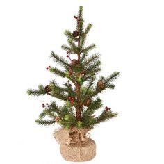 Esking International Ltd Needle Pine Tabletop Christmas Tree