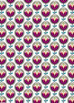 Boda: Blomma Gift Wrap