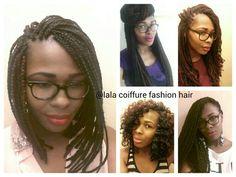 Toute mes coiffures  Réalisé par moi