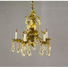 From furniture to glassware, from brass to glass, we are your on-line source for Artisan made dollhouse miniatures. Dollhouse Miniatures, Artisan, Chandelier, Table Lamp, Ceiling Lights, Lighting, Glass, Handmade, Beautiful