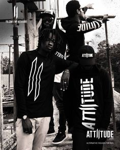 The power of the leader is the power of the gang. And yo that's my gang !!! #myattiitude #mygang #streetfashion #alternativefashion