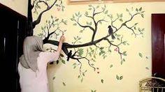 Fab Ideas on Family Tree Wall Art Deco