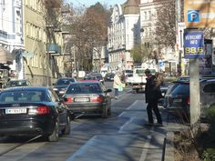 Vienna, Street View, 18th, Image