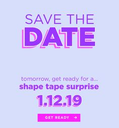 Shape Tape, Save The Date, Banner, Calm, Design, Vignettes, Banner Stands, Wedding Invitation