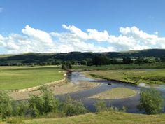river Severn Wales