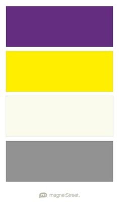 marigold, pumpkin, classic gray, and champagne - free color