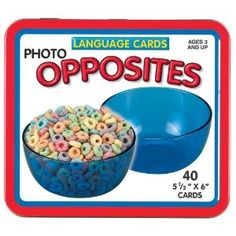 I need to buy these for my unit of synonyms/antonyms.