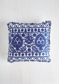 Cushion the Glow Pillow