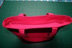 sac à paillettes rose 009