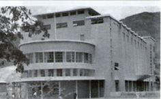 María Victoria Fory: CALI VIEJO - Memoria fotográfica. Escuela de Bellas Artes o el Conservatorio recién inaugurado. Foto Archivo Histórico.