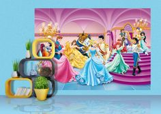 Make your child's dreams come true with Wallpaper Ink's range of Disney Princess Wall Murals. Disney Wallpaper, Decoration, Wall Murals, Your Child, Birthday Cake, Make It Yourself, Outdoor Decor, Home Decor, Paint