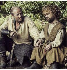Game of Thrones, nueva pareja de la temporada en una Buddymovie