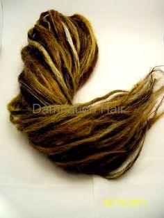 90 SE or 45 DE Synthetic Dreadlock Hair Extensions | Damnation Hair